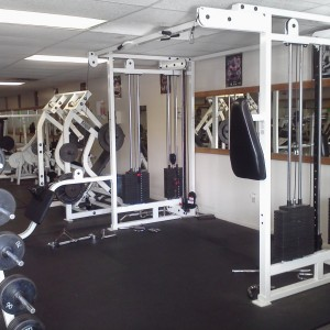 Extreme Gym Free Weight 2