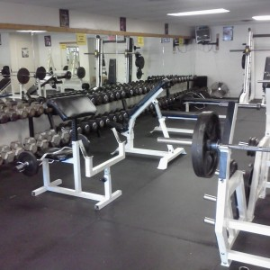 Extreme Gym Free Weight
