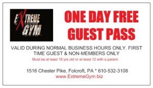 Extreme Gym marketing 102