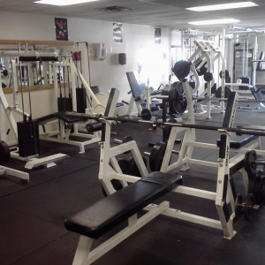 Extreme Gym Free Weight 3